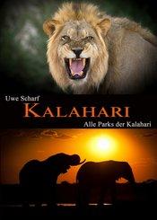KALAHARI: Alle Parks der Kalahari (eBook, ePUB)
