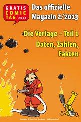 Gratis Comic Tag Magazin 2/2013 (eBook, ePUB)