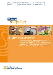 Stiften und spenden (eBook, ePUB)
