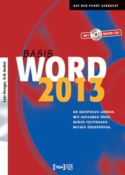 Word 2013 Basis (eBook, ePUB)