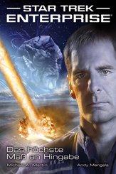 Star Trek - Enterprise 1: Das höchste Maß an Hingabe (eBook, ePUB)