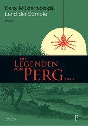 Die Legenden von Perg 3 - Land der Sümpfe (eBook, ePUB)