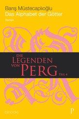Die Legenden von Perg 4 - Das Alphabet der Götter (eBook, ePUB)