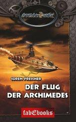 SteamPunk 4: Der Flug der Archimedes (eBook, ePUB)
