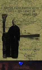 Meine Pilgerreise zum Heiligen Land im Jahre 1901 (eBook, ePUB)