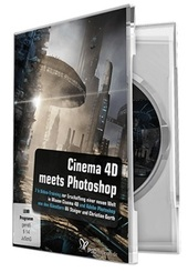 Cinema 4D meets Photoshop  - Video-Training