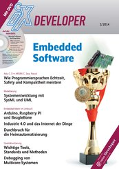 iX Developer - Embedded Software (eBook, PDF)