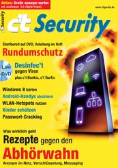 c't Security 2013 (eBook, PDF)