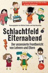 Schlachtfeld Elternabend (eBook, ePUB)