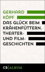 Das Glück beim Krähenfüttern. Theater- und Filmgeschichten (eBook, ePUB)
