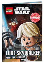 LEGO® Star Wars™ - Luke Skywalker, Held der Rebellen, Lesebuch