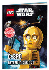 LEGO® Star Wars™ - C-3PO, Retter in der Not, Lesebuch