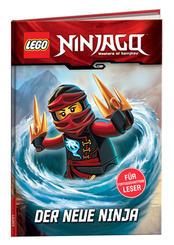 LEGO® NINJAGO™ - Der neue Ninja, Lesebuch für fortgeschrittene Leser