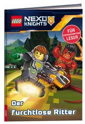 LEGO® NEXO KNIGHTS™ - Der furchtlose Ritter, Lesebuch für fortgeschrittene Leser