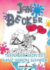 Teenager sein ist ganz schön schwer! (eBook, ePUB)