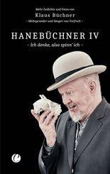 Hanebüchner IV. Ich denke, also spinn' ich (eBook, PDF)