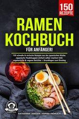 Ramen Kochbuch für Anfänger! (eBook, ePUB)