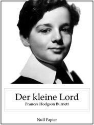 Der kleine Lord (eBook, PDF)