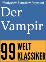 Der Vampir (eBook, PDF)