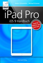 iPad Pro iOS 9 Handbuch (eBook, PDF/ePUB)