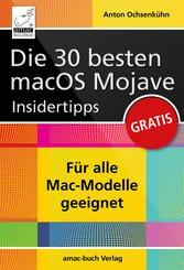 Die 30 besten macOS Mojave Insidertipps (eBook, PDF/ePUB)
