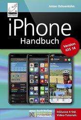 iPhone Handbuch Version iOS 14 - PREMIUM Videobuch: Buch + 4 h Videotutorials - für alle iPhones geeignet (eBook, ePUB/PDF)