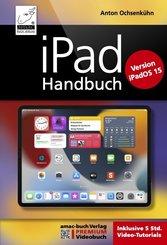 iPad Handbuch für iPadOS 15 (eBook, ePUB)