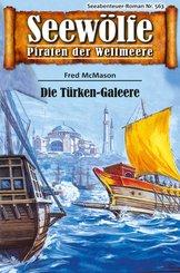 Seewölfe - Piraten der Weltmeere 563 (eBook, ePUB)