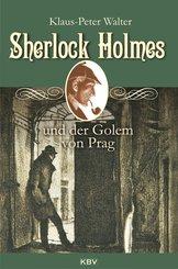 Sherlock Holmes und der Golem von Prag (eBook, ePUB)