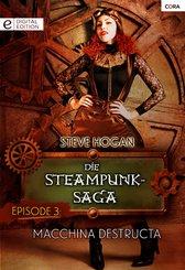 Die Steampunk-Saga: Episode 3 (eBook, ePUB)
