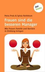 Frauen sind die besseren Manager (eBook, ePUB)