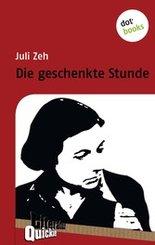 Die geschenkte Stunde - Literatur-Quickie (eBook, ePUB)