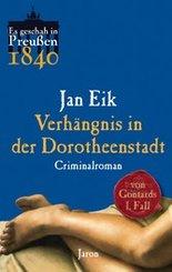 Verhängnis in der Dorotheenstadt (eBook, ePUB)