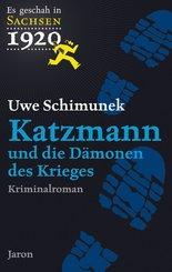 Katzmann und die Dämonen des Krieges (eBook, ePUB)