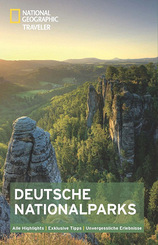 National Geographic Traveler - Deutsche Nationalparks Reiseführer