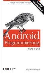 Android-Programmierung kurz & gut (eBook, PDF)
