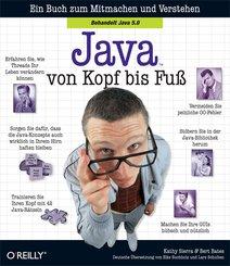 Java von Kopf bis Fuß (eBook, PDF)