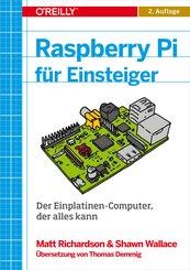 Raspberry Pi für Einsteiger (eBook, PDF)