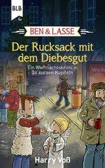 Ben & Lasse - Der Rucksack mit dem Diebesgut (eBook, ePUB)