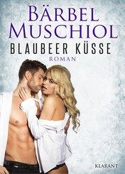 Blaubeer Küsse. Erotischer Roman (eBook, ePUB)