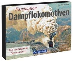 Faszination Dampflokomotiven, Tischaufsteller