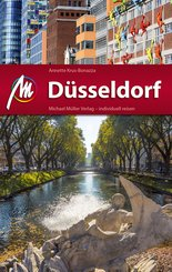 Düsseldorf Reiseführer Michael Müller Verlag (eBook, ePUB)