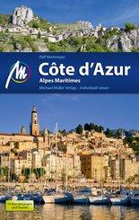 Côte d'Azur Reiseführer Michael Müller Verlag (eBook, ePUB)