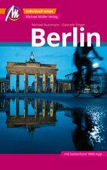 Berlin Reiseführer Michael Müller Verlag (eBook, ePUB)