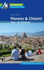 Florenz & Chianti Reiseführer Michael Müller Verlag (eBook, ePUB)