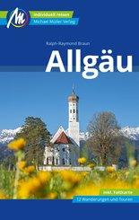 Allgäu Reiseführer Michael Müller Verlag (eBook, ePUB)
