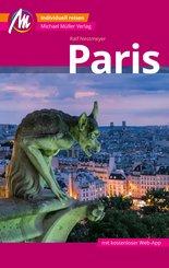 Paris MM-City Reiseführer Michael Müller Verlag (eBook, ePUB)