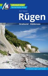 Rügen - Hiddensee, Stralsund Reiseführer Michael Müller Verlag (eBook, ePUB)