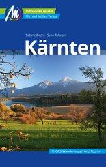 Kärnten Reiseführer Michael Müller Verlag (eBook, ePUB)
