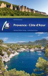 Provence & Côte d'Azur Reiseführer Michael Müller Verlag (eBook, ePUB)